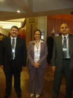 our Team with Dr. Hanan