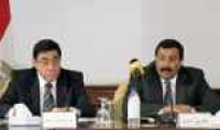 Dr. Kamel and Prosecutor-General Witness Cooperation Agreement Signing